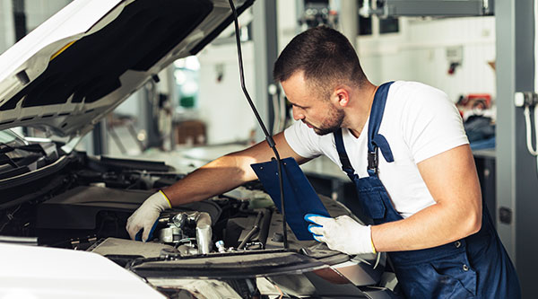 Vehicle Repair Finance